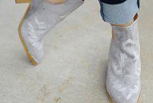 Stivali alla caviglia