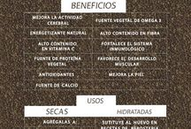 ALIMENTOS Y SUS BENEFICIOS