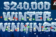 winter slot promo