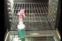 Magic oven and all purpose cleaner