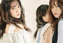 Red Velvet for THE CELEBRITY MAGAZINE (Spring 2017) / #REDVELVET #THECELEBRITY #SPRING2017