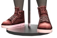 Avakin Life - Male shoes and boots. / Male foot items released on Avakin Life.