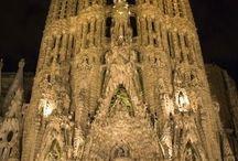 Architettura / Opera di Gaudi Sagrada Famiglia
