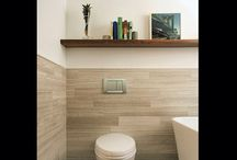 Bathroom Inspiration / Pins to inspire the future bathroom