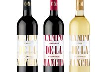 SIMPLE / Branding and packaging for Spanish wines of Russian export from Simple brand.