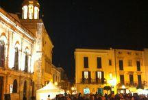 Dove trovarci / Situati nella magnifica piazza XX Settembre nel cuore del centro storico di Conversano! Veniteci a trovare!