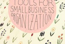 SMALL BIZ [ ADVICE/TOOLS/TRICKS / Running a small biz takes a ton of time and work - we need all the insider help we can get!