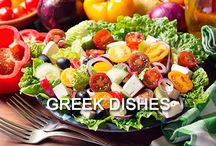 - Traditional Greek Dishes - / Re-create your holiday cuisine and try these traditional Greek dishes at home.