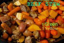 Good food / Winter stews