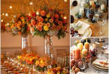Autumn wedding ideas / Cleofe Finati tips for the organistation of a perfect wedding in autumn!