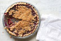 World of Desserts: Pie / Sweet pie only!