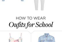 Outfits do gimnazjum