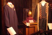 Harry Potter exhibition costumes - La Cité du Cinéma, Paris