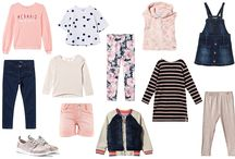 For Little Studs and Little Darlings / A collection of children's fashion trends.