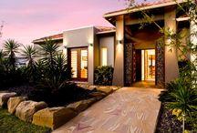 architektura domu - exterier