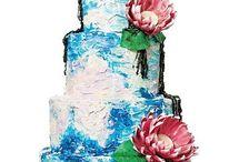 Art Inspired Cakes