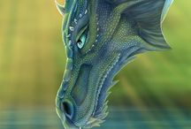 Dragons, Faeries & others.