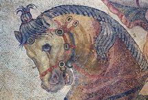 Mosaici di Animali