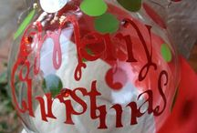 Would Make The Grinch Grin / A board filled with Christmas goodies that Would Make The Grinch Grin