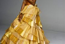 Refashioned Fashion / Upcycled garments made from various materials. / by What's Upcycled