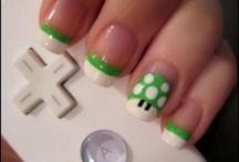 Nails! / by Nathalia Rebolledo-Stewart