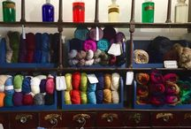 LYS Travels / Visiting yarn shops across the world
