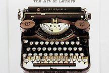 write / amo escrever.