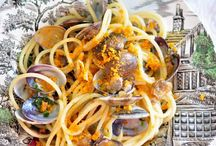 Food | Pasta, risotti & co / First courses recipes, mainly italian