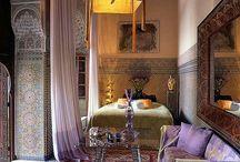 Marocký / Arabský štýl Orientálne