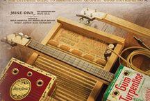 sigar box guitar