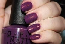Nails - Polish Stash - Purples / by Erin DeCuir