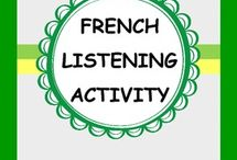 Français: Activités d'écoute