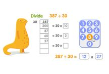 Divide, Division, Dividing ➗ / Resources for parents and kids learning about division - from basic division to long division.