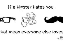 The one where I make fun of Hipsters