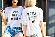 Camisetas Frases