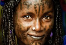 Faces of the world / cultures, traditions, expressions...