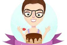 Bolos da Cíntia / Bolos de festa lindos e gostosos para celebrar ocasiões especiais. Bolos de aniversário, de noivado, de casamento, de chá de bebê, de chá de panela, de batizado, de bodas... Orçamentos e encomendas no e-mail contato@bolosdacintia.com   www.bolosdacintia.com