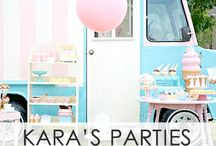 Party ideas/cake ideas for parties / by Brandi Sholar