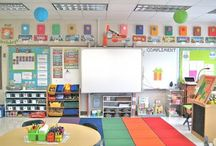 Kindies and Kiddos / Kindergarten classroom ideas... / by Kenzie Wise