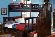 Kids room / beds