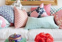 Pillow Pinspiration / by Cheri Dragul