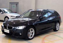 BMW 330DA XDRIVE TOURING M-SPORT 258CV AUTOMATICA; del 2014; €34.900