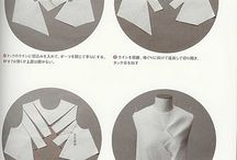 Fashion Origami Pattern