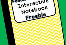 interative notebook