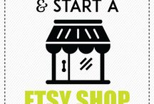 etsy / How to start an etsy shop