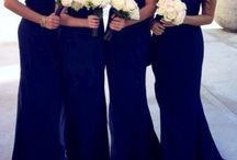Bridal party / Clothing
