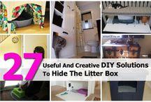 Litter Box ideas