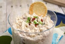 Dips, Chips, Salsa's & Appetizers.... / by Cheryl Box