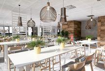 Projekt restauracji bistro / architekt wnętrz siedlce warszawa Dmowska Design architekt Patrycja Dmowska