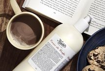Kiehl's Winter Essentials / Kiehl's survival guide to cold winter days.